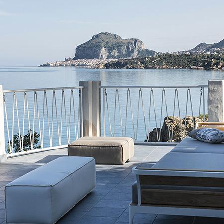 Villa sul mare a cefal elaia sealiving in cefal - Bagno maddalena tirrenia tariffe ...